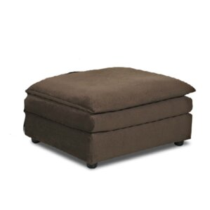 Falmouth Ottoman by Klaussner Furniture