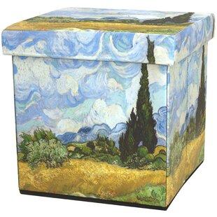 Van Gogh Storage Ottoman by Or..