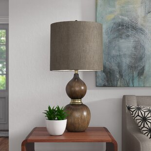 Buying Fleming Wood Molded 32 Table Lamp By George Oliver