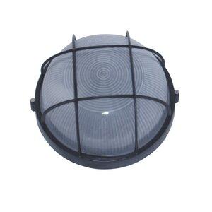 Wittrock 1-Light Outdoor Bulkhead Light