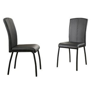 Winston Porter Wachapreague Upholstered Dining Chair (Set of 2)