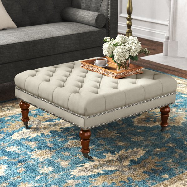 Ottoman As Coffee Table Wayfair