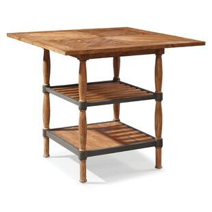 Boone Solid Wood Dining Table