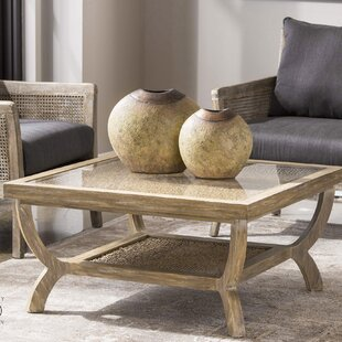 Bayou Breeze Harper Oak Coffee Table