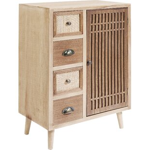 Samos 4 Drawer Combi Chest By KARE Design