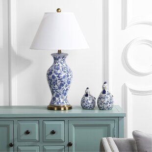 Amelie Floral 29 Table Lamp (Set of 2)
