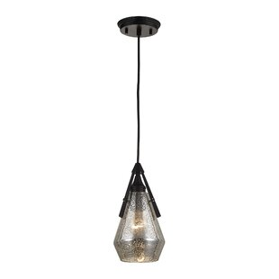 Brayden Studio Second Avenue 1-Light Cone Pendant