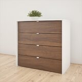 Pickering 4 Drawer Dresser by Trule