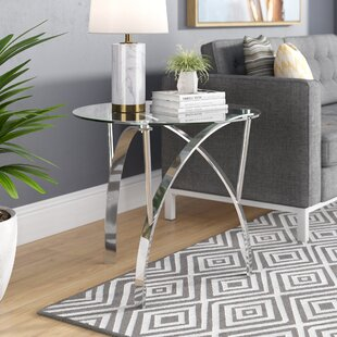 Wade Logan Quandro End Table (Set of 2)