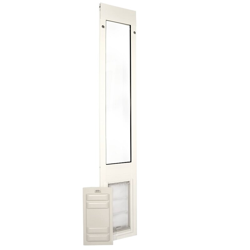 Beau EnduraFlap Endura Flap Thermo Panel 3E Pet Door U0026 Reviews | Wayfair