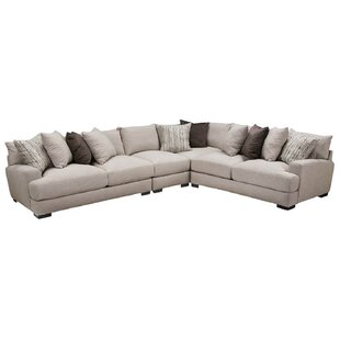 Woodberry Seating Reversible Sectional