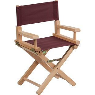 Flash Furniture Kids Folding Director Chair