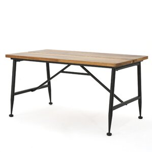 Cabravale Wood Coffee Table by Gracie Oaks