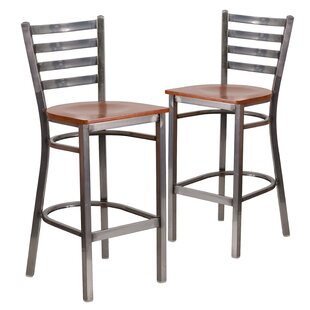 Chafin 29 Bar Stool (Set Of 2) by Winston Porter #2