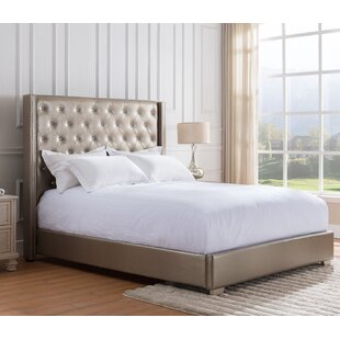 Darby Home Co Demartino Upholstered Panel Bed
