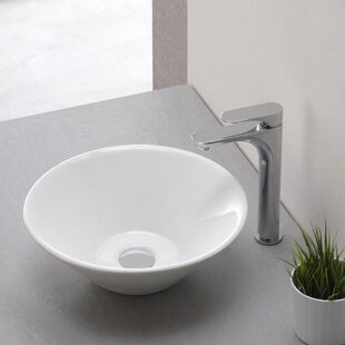 Kraus Aquila™ Single Hole Bathroom Faucet