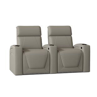 Home Theater Row Seating Row of 2
