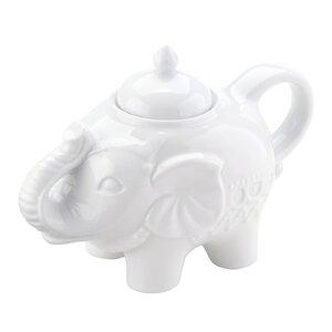 Elephant 350g Sugar Bowl with Lid