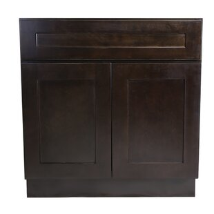 Brookings 34.5 x 33 Sink Base Cabinet by Design House