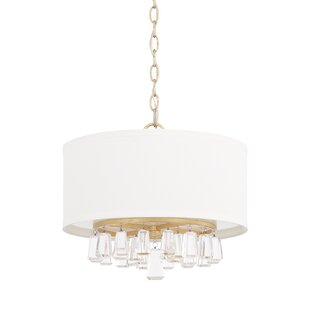 Mercer41 Tera 4-Light Pendant