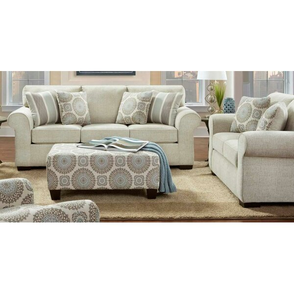 Red Barrel Studio Nannie 3 Piece Living Room Set | Wayfair