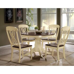 Stein 5 Piece Dining Set Canora Grey