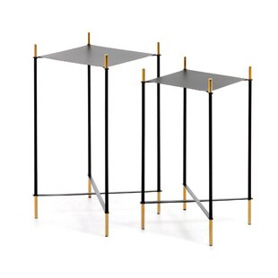 Santori 2 Piece Nest Of Tables By Bloomsbury Market