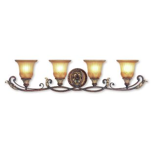 Astoria Grand Scottdale 4-Light Vanity Light
