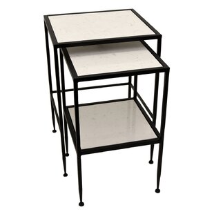 Jarin 2 Piece Nesting Tables
