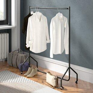 120cm Wide Clothes Rack By Symple Stuff