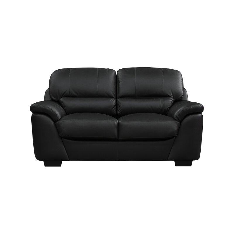 Rose Bay Furniture 2-Sitzer Einzelsofa Bugatti aus Leder ...