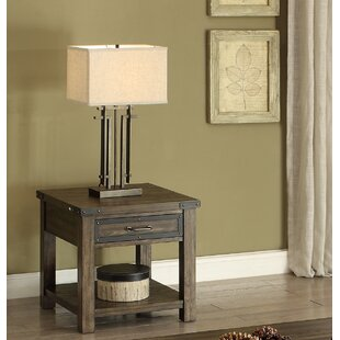 17 Stories Tremee End Table