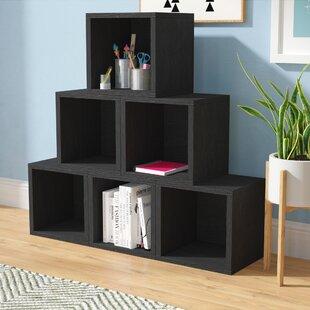 Wrought Studio Andrade Cube Unit Bookcase