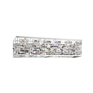 Big Save Petia 4-Light Candle Wall Light By CWI Lighting