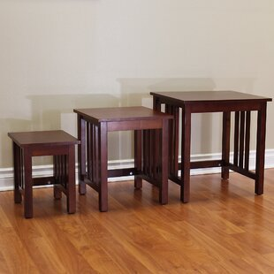 Hollydale 3 Piece Nesting Tables by DonnieAnn Company