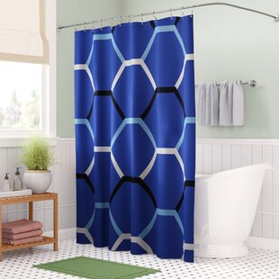 Golden Gate Cool Shades Single Shower Curtain