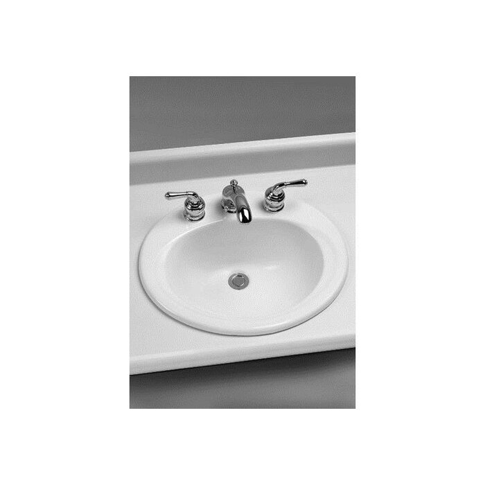 Superb Ceramic Oval Drop In Bathroom Sink With Overflow Home Interior And Landscaping Palasignezvosmurscom