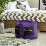 Denver Sports Cube Ottoman by East Urban Home