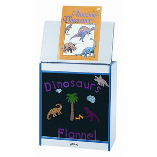 Rainbow Accents® Flannel Big Book Display Folding Board Easel by Jonti-Craft
