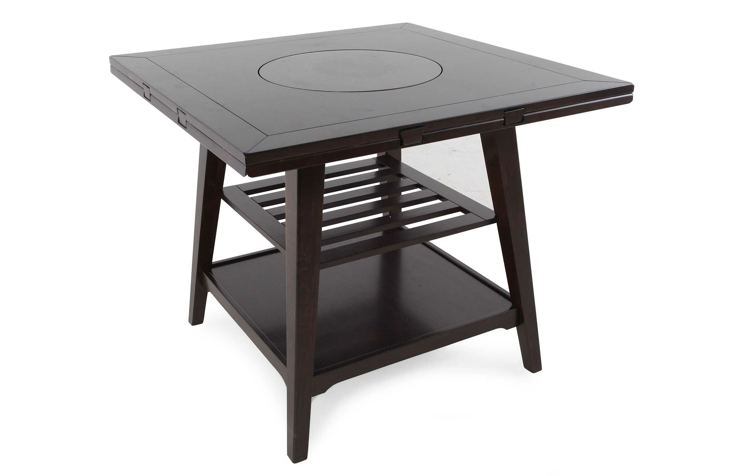 Devereau 60 Round Extendable Dining Table Joss Main