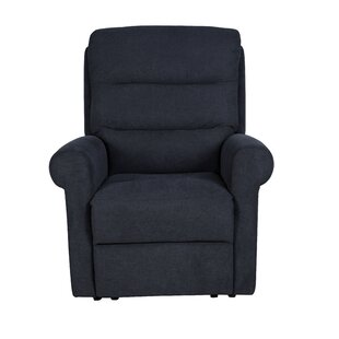 Price Check Smotherman Upholstered Manual Wall Hugger Recliner by Red Barrel Studio Reviews (2019) & Buyer's Guide