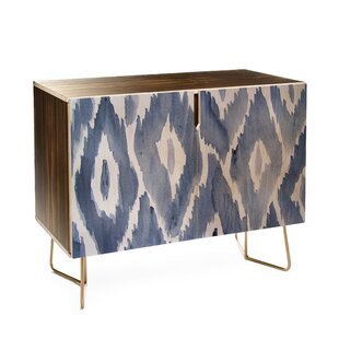 Natalie Baca 2 Door Accent Cabinet by East Urban Home