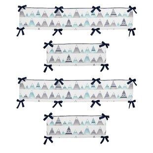 Affordable Mountains Crib Bumper BySweet Jojo Designs
