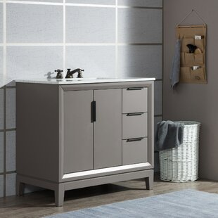 Searching for Tappahannock 36 Single Bathroom Vanity Set ByIvy Bronx