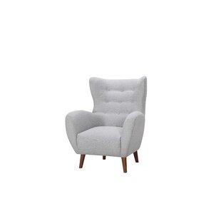 Behm Wingback Chair