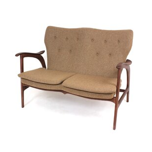 dCOR design Franz Loveseat by dCOR design