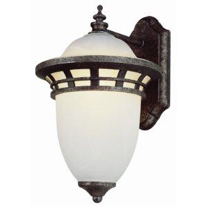 1-Light Outdoor Wall Lantern