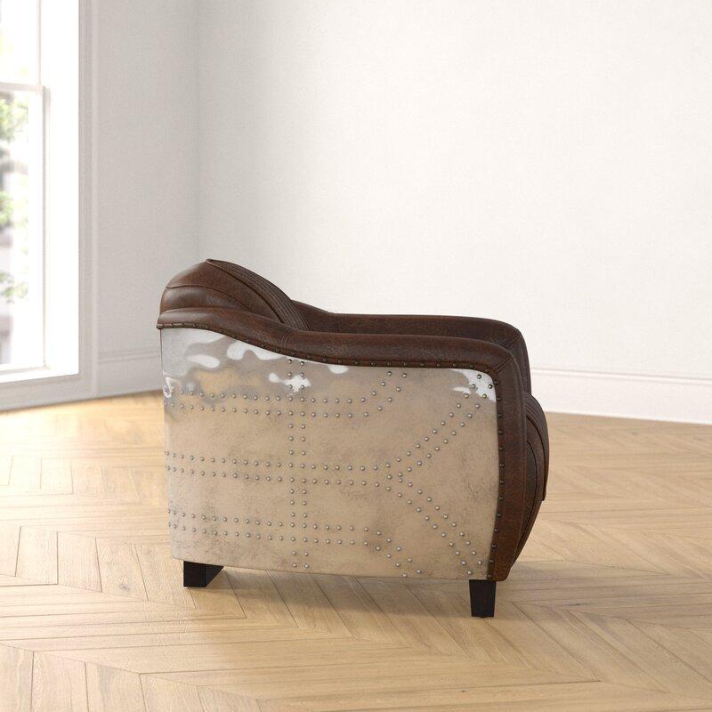 Foundstone Analise Barrel Chair Reviews Wayfair