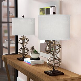 Copley 28 Table Lamp (Set Of 2) by Mercury Row New Design