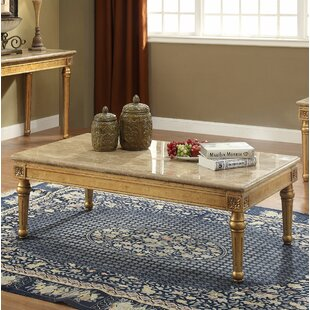 Fleur De Lis Living Robertson Coffee Table